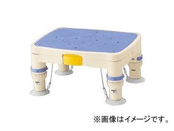 """アロン化成 安寿 高さ調節付浴槽台R """"かるぴったん"""" 標準 ブルー 536-481 JAN:4970210510896"""