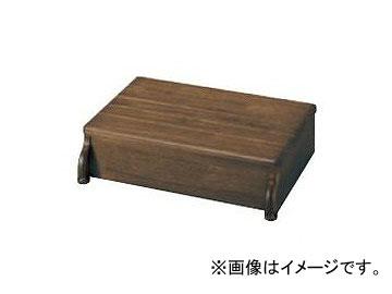 アロン化成 安寿 木製玄関台 45W-30-1段 ブラウン 535-544 JAN:4970210397480