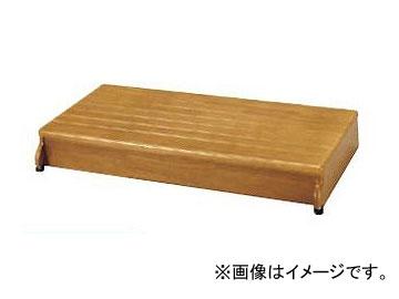 アロン化成 安寿 木製玄関台 90W-40-1段 ライトブラウン 535-592 JAN:4970210396841