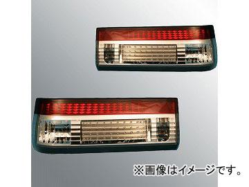 コーリン シャーク LEDテール アカシロ TTAE86-1L-RC-02 トヨタ レビン/トレノ AE86