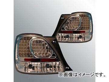 コーリン LEDクリアクリスタル TT16ARIT-1L-CC-02 トヨタ アリスト JZS16# 1997年08月~