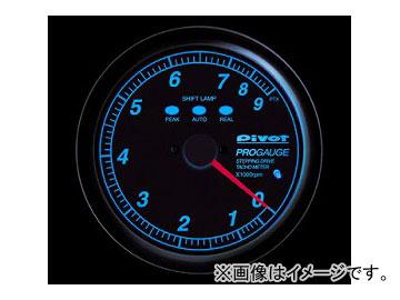 PIVOT プロゲージ タコメーター PTX-L サイズ:φ80 青照明