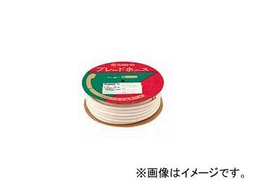 三栄水栓/SANEI ブレードホース ホワイト PU86T-W JAN:4973987291357