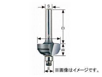 大見工業/OMI コーナービット/飾り面 新両段サジ面 トリマー用 SR2.5 JAN:4948572030536