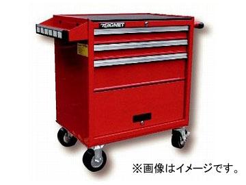 シグネット/SIGNET ローラーキャビネット 3段(ベアリングレール)(54013) 品番:SG783 JAN:4545301006703