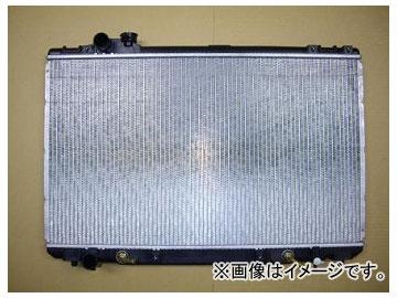 国内優良メーカー ラジエーター 参考純正品番:16400-5B360 トヨタ クラウン LS151 2LTE AT 1995年08月~1999年09月