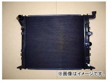 国内優良メーカー ラジエーター 参考純正品番:16041-46260 トヨタ クレスタ JZX90 1JZGTE AT 1992年10月~1996年09月