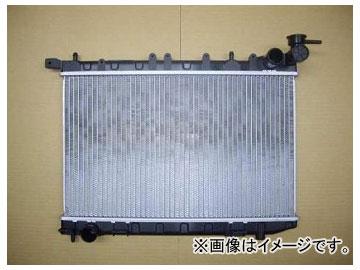 国内優良メーカー ラジエーター 参考純正品番:21410-0M000 ニッサン ルキノ FB14 GA15DE AT 1994年05月~1999年04月