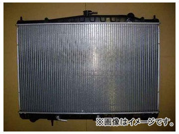 国内優良メーカー ラジエーター 参考純正品番:21460-8H603 ニッサン エクストレイル T30 QR20DE A/T 2000年10月~2003年06月
