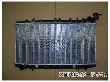 国内優良メーカー ラジエーター 参考純正品番:21460-4H210 ニッサン ルキノ HN15 SR18DE AT 1995年01月~1998年11月