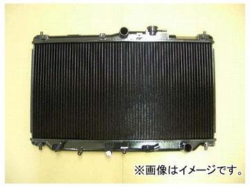 国内優良メーカー ラジエーター 参考純正品番:19010-P0F-J04 ホンダ プレリュード BB5 F22B MT 1996年10月~1997年09月