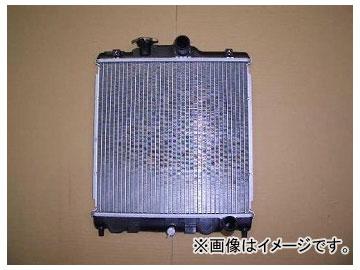 国内優良メーカー ラジエーター 参考純正品番:19010-P30-J02 ホンダ CR-X