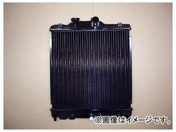 国内優良メーカー ラジエーター 参考純正品番:19010-P01-004 ホンダ シビック EG3 D13B MT 1991年08月~1995年09月