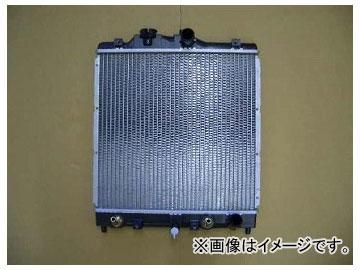 国内優良メーカー ラジエーター 参考純正品番:19010-P28-G51 ホンダ シビック EH1 ZC AT 1991年08月~1995年08月