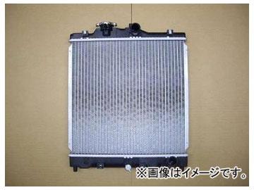 国内優良メーカー ラジエーター 参考純正品番:19010-P2A-013 ホンダ シビック