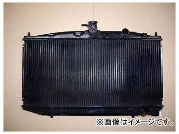 国内優良メーカー ラジエーター 参考純正品番:19010-PW0-014 ホンダ CR-X EF8 B16A MT 1989年09月~1992年02月
