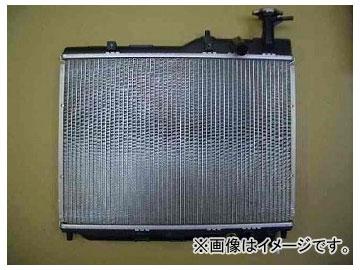 国内優良メーカー ラジエーター 参考純正品番:19010-PFD-004 ホンダ Zターボ PA1 E07Z AT 1998年10月~2002年01月