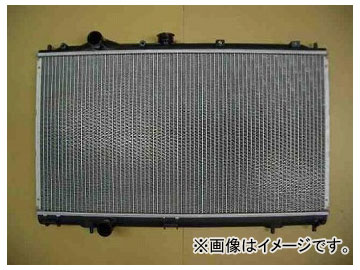 国内優良メーカー ラジエーター 参考純正品番:MR340577 ミツビシ ランサーエボリューション CN9A 4G63 MT 1996年08月~1997年08月