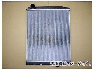 国内優良メーカー ラジエーター 参考純正品番:MC127006 三菱ふそう キャンター