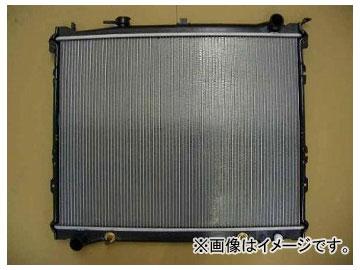 国内優良メーカー ラジエーター 参考純正品番:JE98-15-200C マツダ MPV LVLR WL AT 1995年10月~1999年05月