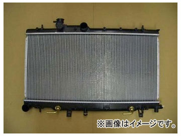 国内優良メーカー ラジエーター 参考純正品番:45111FE111 スバル インプレッサ GDA EJ20 AT 2002年09月~2005年05月