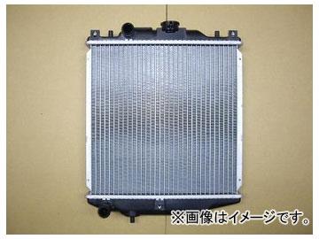国内優良メーカー ラジエーター 参考純正品番:17700-62D51 スズキ アルト CN21S F6A MT 1990年03月~1991年09月