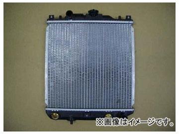 国内優良メーカー ラジエーター 参考純正品番:17700-64G10 スズキ ワゴンR CT21S F6A AT 1993年08月~1998年10月