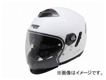 2輪 デイトナ NOLANヘルメット N43E Trilogy ソリッド(ホワイト) サイズ:M(57-58),L(59-60),XL(61-62)