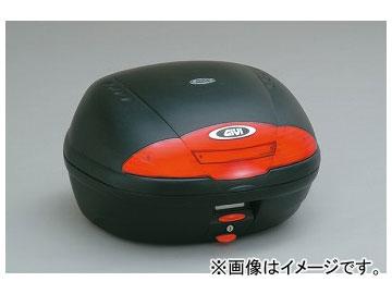 2輪 デイトナ GIVI モノロックケース SIMPLY-IIシリーズ E450N 未塗装ブラック 品番:68053 JAN:4909449335567