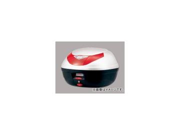 2輪 デイトナ GIVI モノロックケース FLOWシリーズ E350B906 パールホワイト塗装 品番:68041 JAN:4909449335314