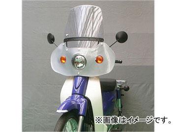 2輪 旭風防/AF-ASAHI ウインドシールド SC-03 ホンダ スーパーカブ110 JA07 JAN:4560122611967