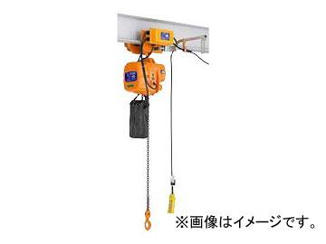 キトー ファルコン 電気トロリ結合式 巻上:2速(低速) 横行:1速(低速) 2t×3m EFLM020LD-L
