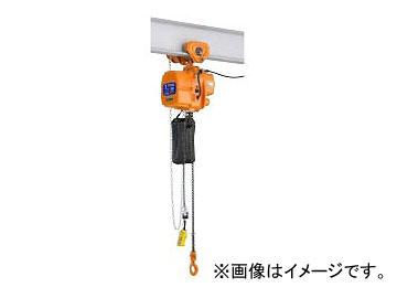 キトー ファルコン ギヤードトロリ結合式 2速(標準速) 150kg×3m EFLSG002SD