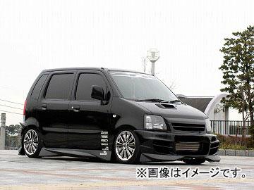 ユーラス/URAS フロントバンパー スズキ ワゴンR MC系