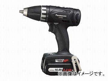 パナソニック/Panasonic リチウム充電ドリルドライバー 品番:EZ7441LS2S-B 黒 JAN:4549077102553