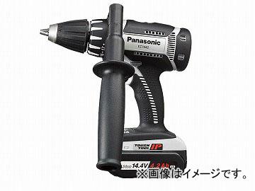 パナソニック/Panasonic リチウム充電ドリルドライバー 品番:EZ7442LS2S-H グレー JAN:4549077102614