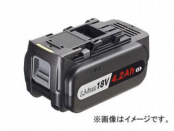 パナソニック/Panasonic リチウムイオン電池パック LSタイプ(4.2Ah) 18V 品番:EZ9L51 JAN:4549077103192