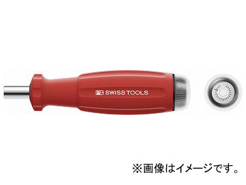 PB SWISS TOOLS メカトルク(トルクドライバー) NM仕様 品番:8317M-0.4-2.0 JAN:7610733251452