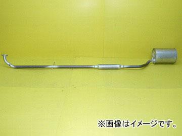 大栄テクノ リアマフラー MDH-9287SUS ダイハツ ミラ L700S/V ターボ 2001年07月~2005年11月 JAN:4582146972114