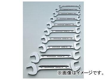 スタビレー/STAHLWILLE 両口スパナセット(96400307) 品番:10/10 JAN:4018754080472