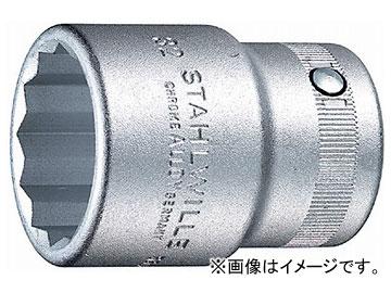 スタビレー/STAHLWILLE 3/4SQ ソケット(12角)(05410070) 品番:55A-1.7/8 JAN:4018754009480