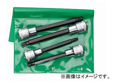 スタビレー/STAHLWILLE 1/2SQ ヘクスローブソケット(96031301) 品番:1054TX/4PC JAN:4018754079865
