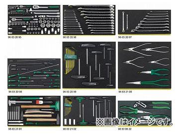 スタビレー/STAHLWILLE BMWモーターサイクル用工具セット(97830606) 品番:2501NTCS JAN:4018754209309