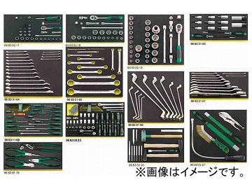 リアル スタビレー/STAHLWILLE メルセデスベンツ用工具セット(97830008) 品番:3026N/1TCS JAN:4018754180868, アルシェ Arche Selection 50a0a6fb