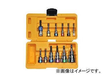トップ工業/TOP 電動ドリル用ショートソケットセット EHS-5524AS JAN:4975180896629