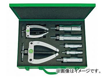 クッコ/KUKKO ベアリングプーラーセット 品番:25-K JAN:4021176863899
