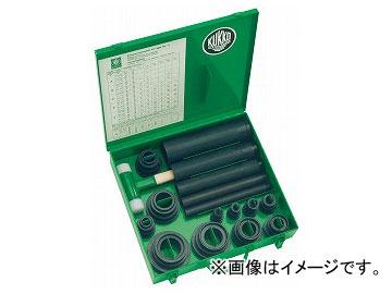 クッコ/KUKKO ベアリング挿入工具(スチール) フルセット 品番:71 JAN:4021176314841
