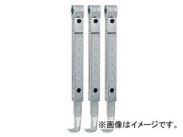 クッコ/KUKKO No.11・30用ロングアーム 400mm(3本組) 品番:3-400-S JAN:4021176003981