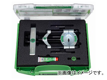 クッコ/KUKKO セパレータープーラーセット 75mm 品番:17-A JAN:4021176008511