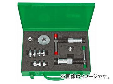 クッコ/KUKKO ディスクブレーキピストン押込機セット 品番:126-40 JAN:4021176920370